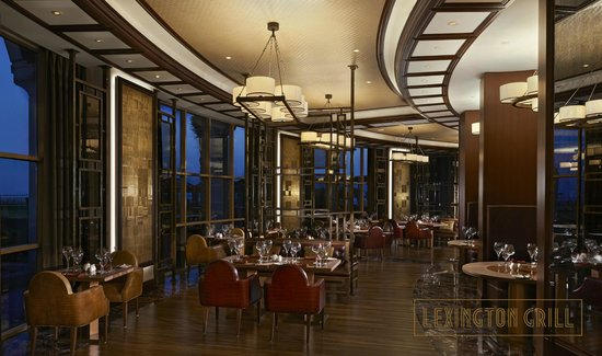 Lexington Grill at Waldorf Astoria Ras Al Khaimah