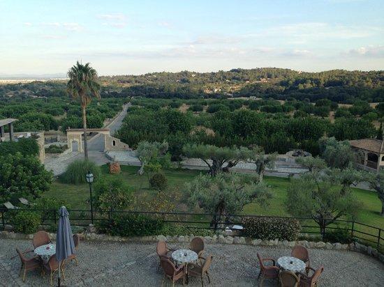 Hotel Rural & Spa Monnaber Nou: Our View (106)