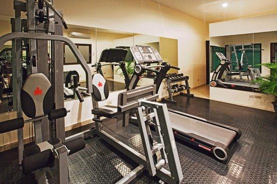 Holiday Inn Panama Canal: Gym