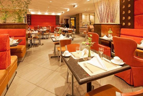 Holiday Inn Panama Canal: Canal View Restaurant