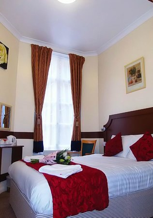 Victoria Station Hotel: Double Room