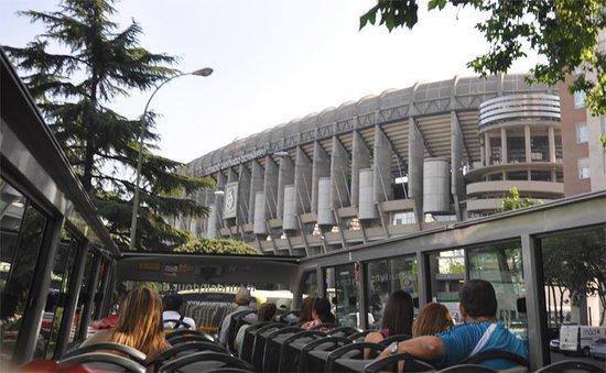 Madrid City Tours: Estadio del Real Madrid