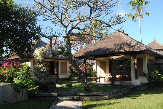 ปูริ บากัส โลวินา รีสอร์ท: la villa