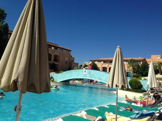 Holiday Village Menorca: Pool View