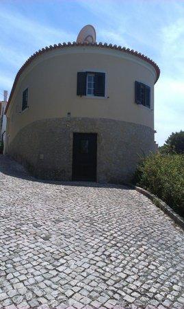 Guincho Wayra House: the house