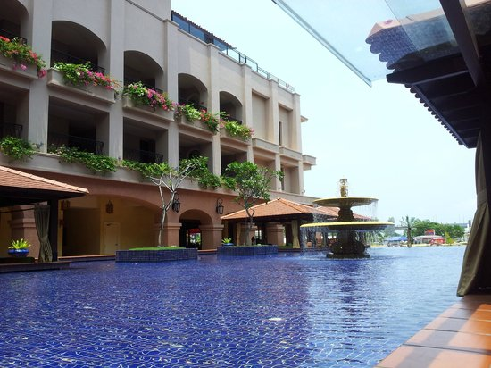 Casa del Rio Melaka: The hotel facade