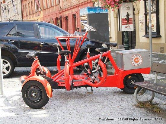 Praha Bike -  Bicycle Tours & Rentals : Team Bike