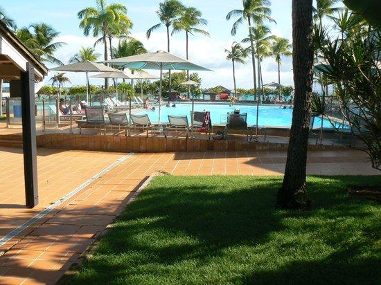 La Creole Beach Hotel & Spa: piscine