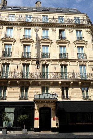 Hôtel Châteaudun Opéra: foto