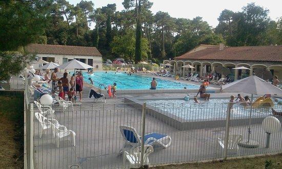 Belambra Clubs - La Palmyre: piscine