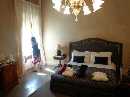Albergo Cappello : the room