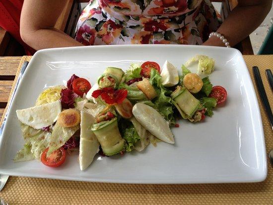 Chef's: salad 1