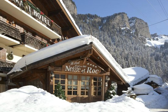 Photo of Hotel Neige Et Roc Morzine-Avoriaz
