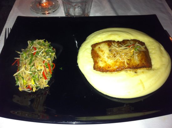 Outback Bar & Bistro: Fish of the day