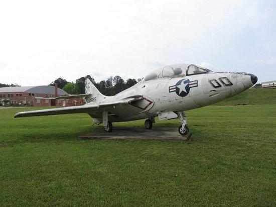 Tuskegee Airmen National Historic Site: Chasseur de l'aéronavale
