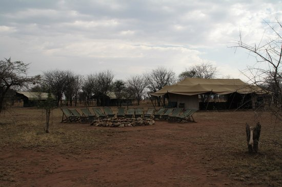 Ronjo Tented Camp : overview