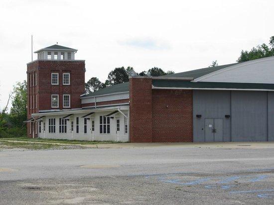 Tuskegee Airmen National Historic Site: Tour de contrôle