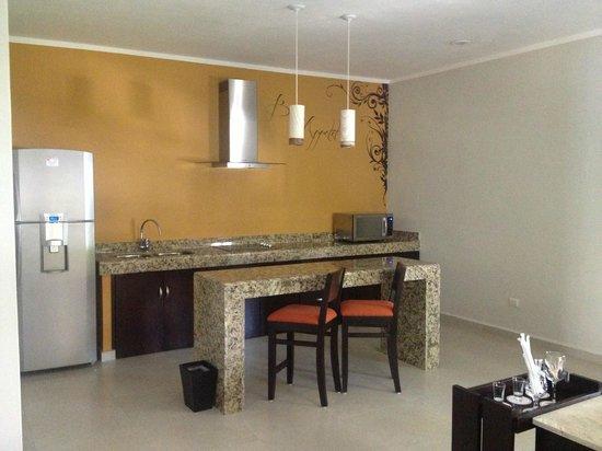 El Dorado Maroma, by Karisma: kitchen area