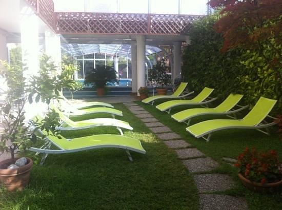 Hotel Terme Belvedere: la piscina