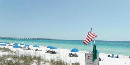 Margaritaville Beach Hotel: Beach