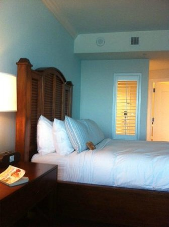 Margaritaville Beach Hotel: Room (Most Comfortable Bed Ever!