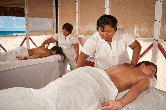 Rancho Buenavista: Massage Area