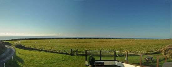 Bolberry, UK: Room 5 View