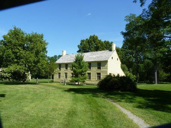 Schuylerville, Nova York: Gen. Philip Schuyler House