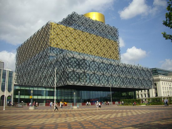 Centenary Square: LIBRARY NEARLY COMPLETED