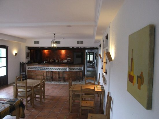 Casa Olea: Bar & wines from Andalucia