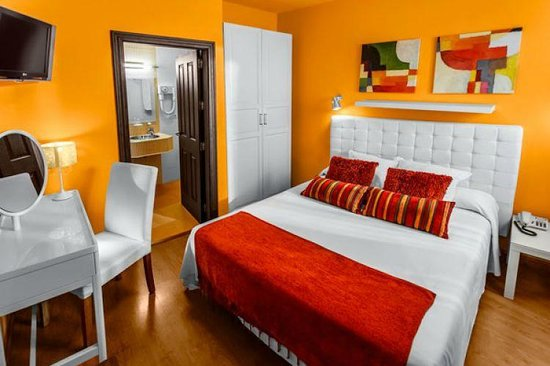 El Rey Moro Hotel Boutique Sevilla: Stanza doppia economy.. deliziosa