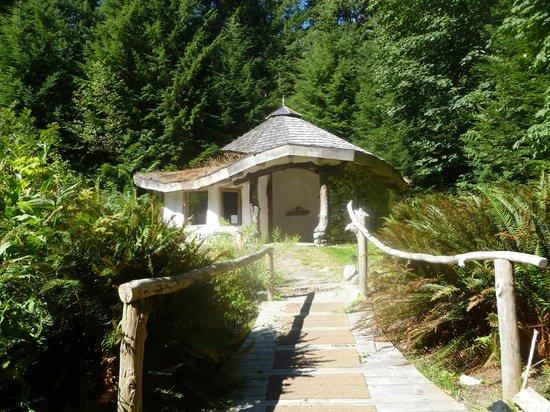 Hollyhock Lifelong Learning Centre: The Sanctuary