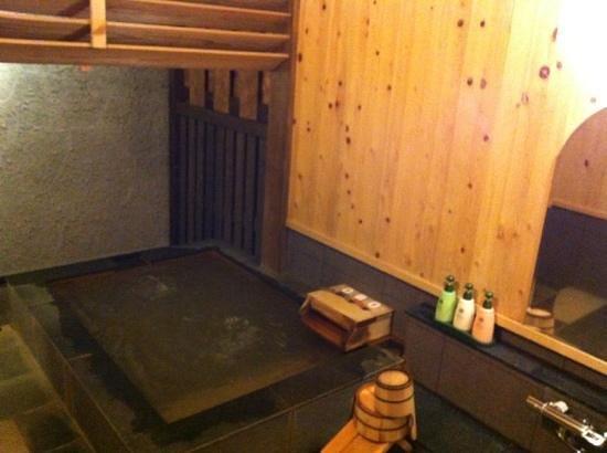 Iroha: in room hot spring