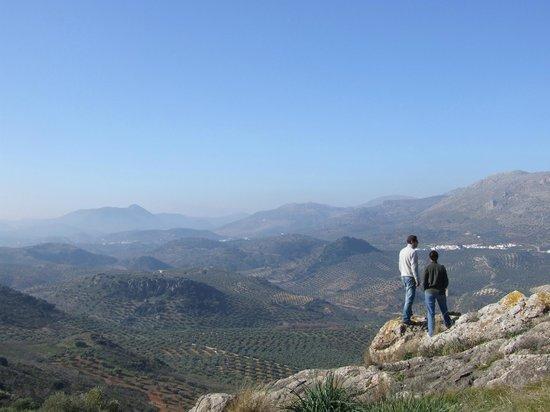 Casa Olea: Self-guide walking in Andalucia
