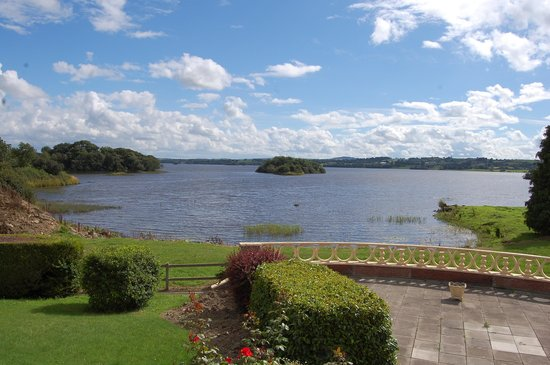St Kyrans Country House & Restaurant: View of Lough Ramor