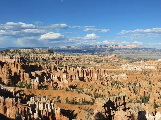 Navajo Trail: panorama