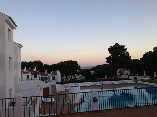 ILUNION Menorca: lontananza mare