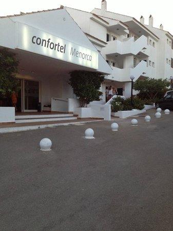 ILUNION Menorca: entrata principale