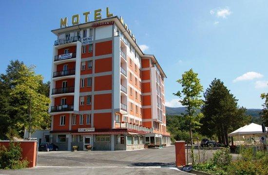 Hotel Roncobilaccio : Roncobilaccio hotel 1