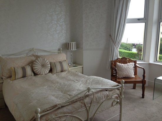 Glyn-y-Coed Hotel: Room 6 bedroom