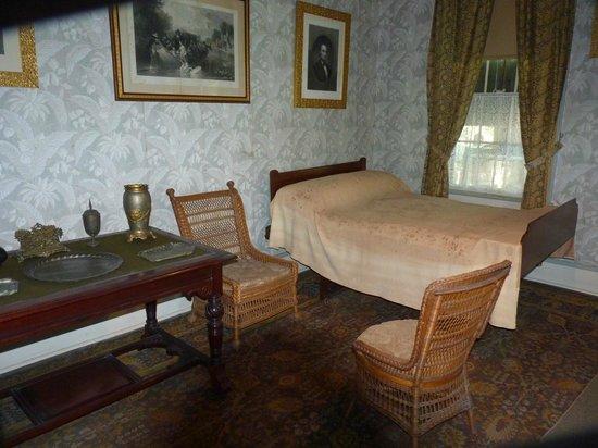 Ulysses S. Grant Cottage: US Grants Death Bed