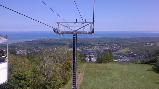 Seasons at Blue - Blue Mountain Resort: Gondola Ride