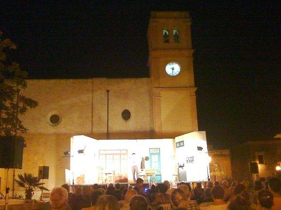 Rua De Li Travai : Teatro in piazza