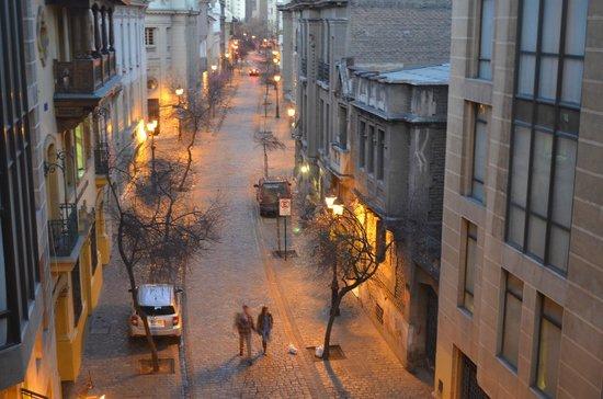 Hotel Fundador: Paris street
