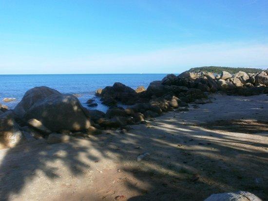 Pawanthorn Samui : spiaggia del resort