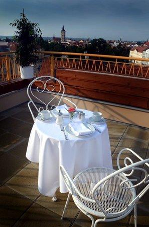 Spa Hotel Vita: Terrace