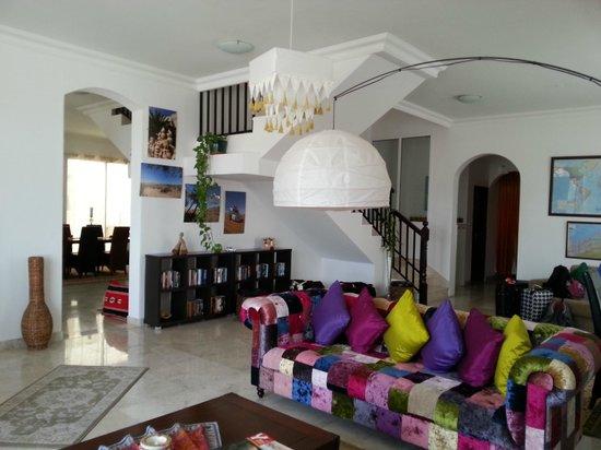 Lana Villa: Living room