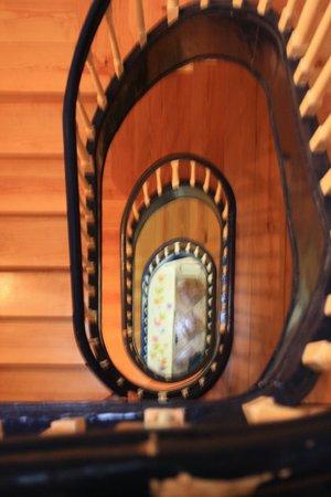 Grande Oceano Guest House: Forza e coraggio