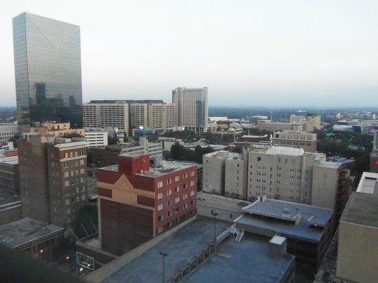 Residence Inn Atlanta Downtown: Nice view.