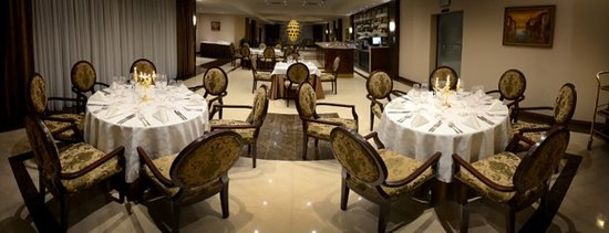 Spa Hotel Vita: Restaurant
